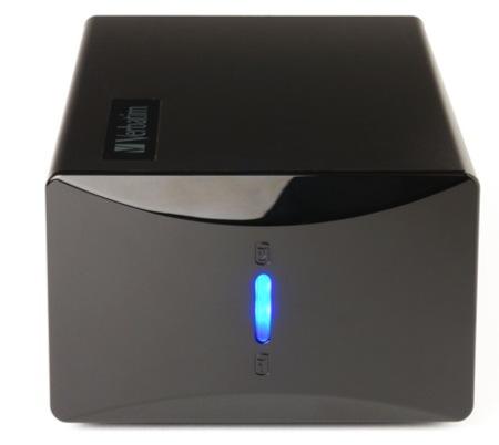 Verbatim RAID 2 TB, disco externo configurable