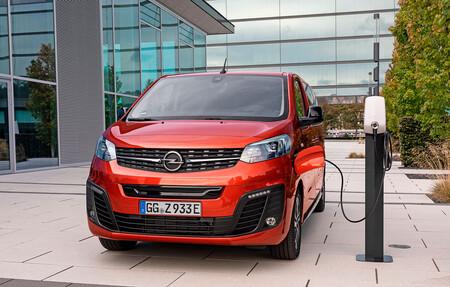 Opel Zafira-e Life 2020, precios para España
