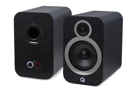 Q Acoustics 3030i Negro