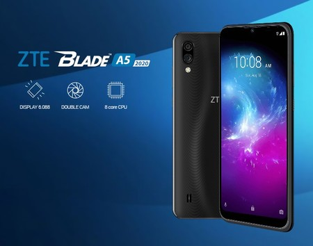Blade A5 2020 Precio Mexico