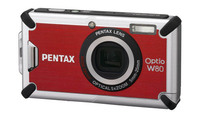 Nueva Pentax Optio W80: una compacta todoterreno