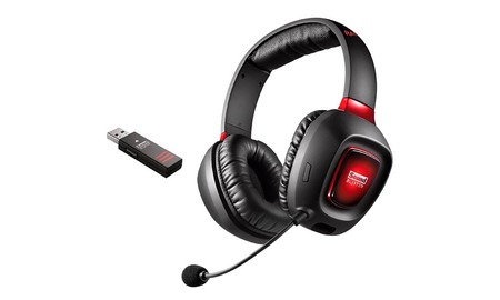 Creative Sound Blaster Tactic3D Rage v2.0, auriculares gaming inalámbricos al mejor precio: 67,96 euros sólo hoy en Amazon