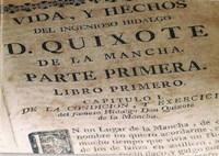 La génesis de 'El ingenioso hidalgo don Quijote de La Mancha'