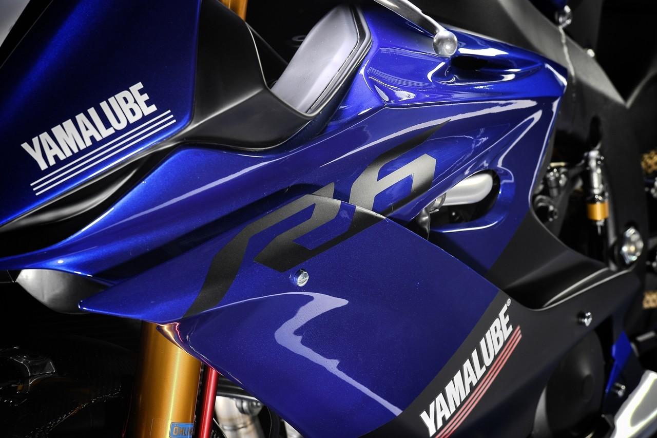 Foto de Yamaha YZF-R6 2017 Race Ready (1/27)