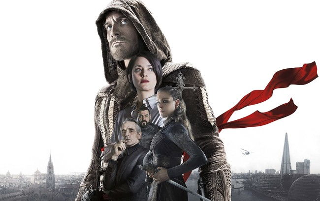 Assassins Creed Pelicula Cartel