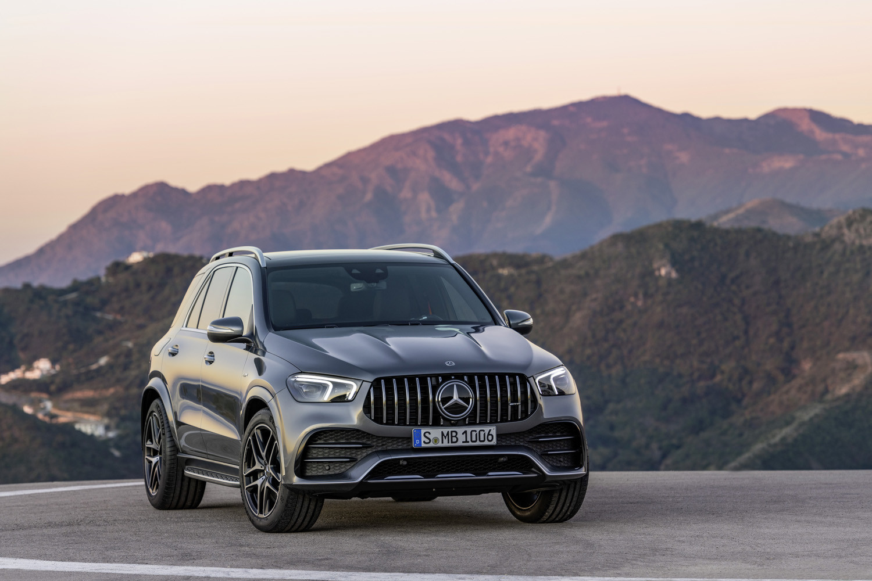 Foto de Mercedes-AMG GLE 53 4MATIC+ 2019 (21/44)