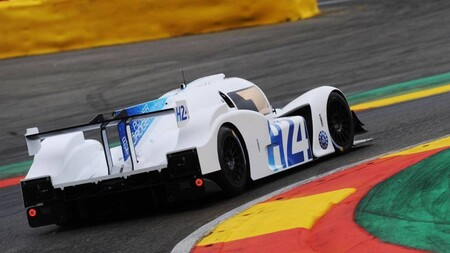 Hidrogeno Le Mans