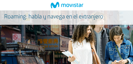 Tres nuevas tarifas para hablar y navegar si viajas a América, Asia y África llegan a Movistar