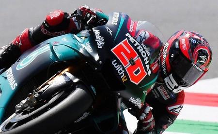 Fabio Quartararo domina los entrenamientos de MotoGP y Marc Márquez es la peor Honda en los FP2