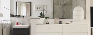 Buena o mala idea; cuartos de baños en suite o abiertos total o parcialmente al dormitorio
