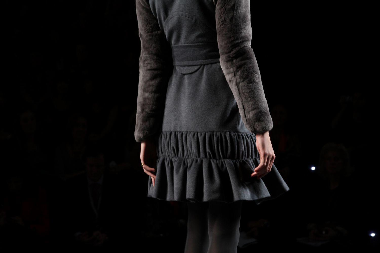 Foto de Alma Aguilar en la Cibeles Madrid Fashion Week Otoño-Invierno 2011/2012 (118/126)