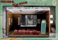 Presentada la curiosa web de 'Rebobine, por favor' de Michel Gondry