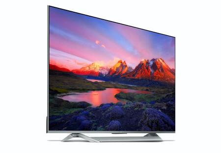 """Xiaomi Mi TV Q1 75"""": una Smart TV prometedora con panel QLED 4K, HDMI 2.1, 120 Hz y gobernada por Android TV 10"""