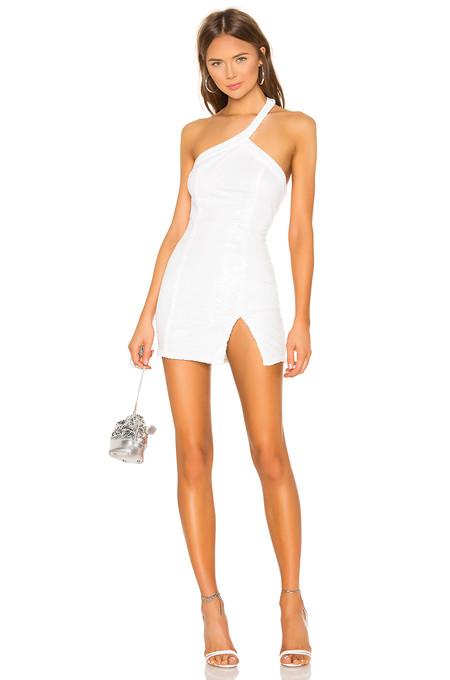 Vestido Blanco Verano 2019 15