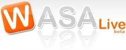 WASA live, buscador de noticias basado en ajax