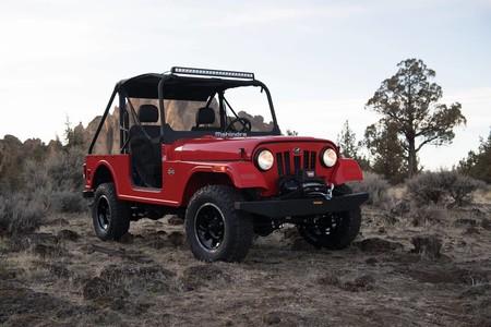 FCA quiere evitar por la vía legal que Mahindra venda su copia del Jeep en EE.UU.