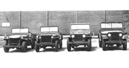Jeep prototipos originales