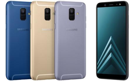 Nuevos Galaxy A6 y A6+ vs Galaxy A8 y A8+: así queda la gama media de Samsung para 2018