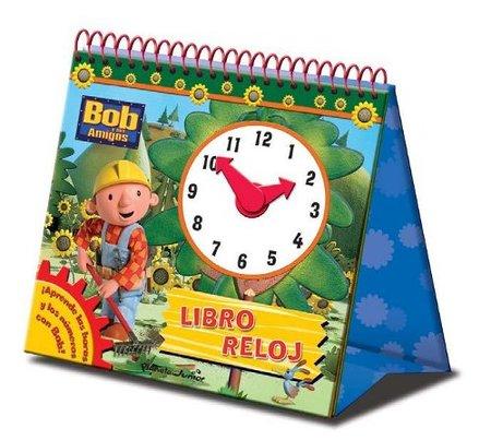 Libro reloj Bob