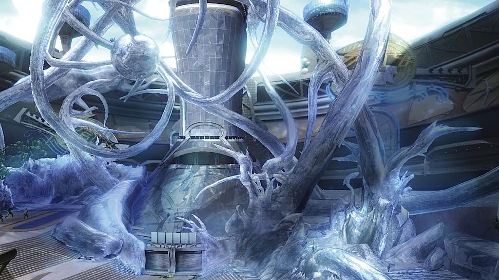 Foto de Final Fantasy XIII - Imagenes, Cover (1/8)