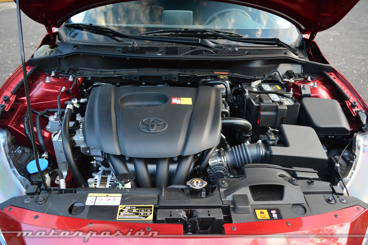 Foto de Toyota Yaris R (20/21)