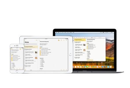Cómo personalizar el fondo de Notas para iOS con líneas, cuadrícula y más opciones