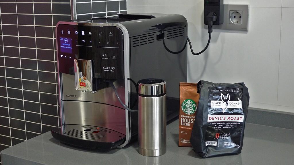 Melitta Barista TS Smart, análisis: una cafetera superautomática que hace los cafés que creas en tu móvil