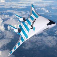 Airbus desvela el Maveric, un sorprendente avión de ala integrada con el que quiere revolucionar la aviación comercial