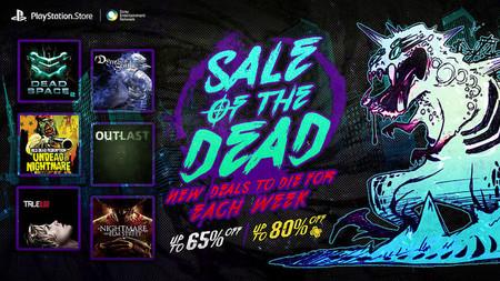 """""""Sale of the Dead"""" y otros descuentos llegan hoy a la PlayStation Store"""