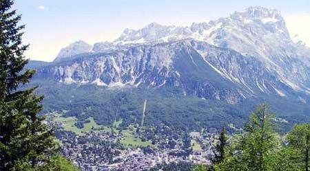 Vista dal Col Drusce