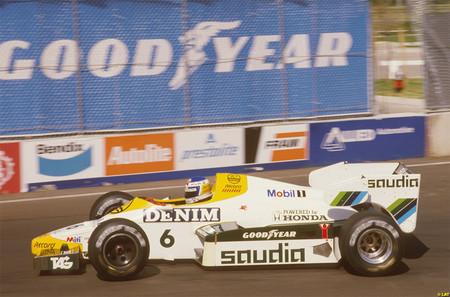 Rosberg Usa F1 1984