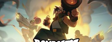 Probamos Bombastic Brothers, el nuevo juego arcade retro de plataformas 2D para iOS