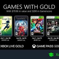 Juegos de Xbox Gold gratis para Xbox One y 360 de junio 2021