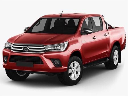 Diesel Toyota Hilux