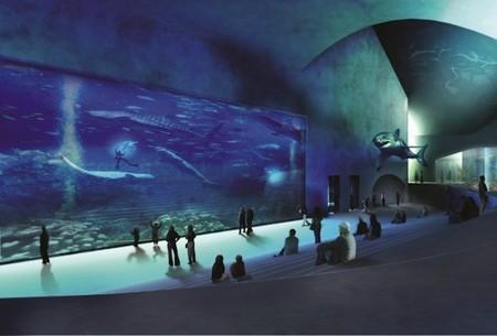 El nuevo acuario gigante de Copenhague