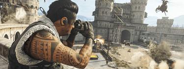 Cómo conseguir el Spotter Scope en Call of Duty Warzone