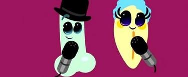 ¿Qué os parecen Willie y Twinkle? Polémica por los dibujos infantiles de genitales bailarines