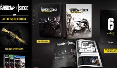 Tom Clancy's Rainbow Six Siege nos muestra su nuevo trailer y su edición de colección