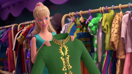 Barbie In Toy Story 2
