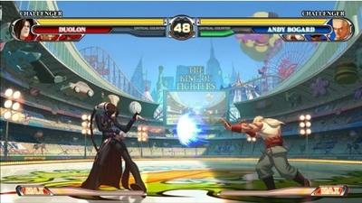 'The King of Fighters XII' llegará en julio