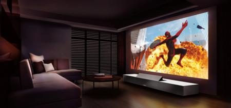 Sony LSPX-W1s, el proyector de alcance ultracorto que todos querríamos tener