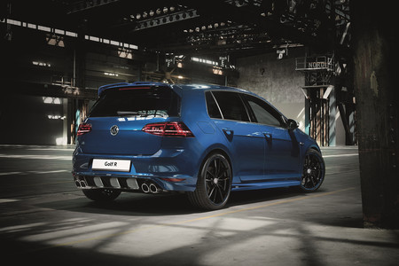 Volkswagen Oettinger Golf R