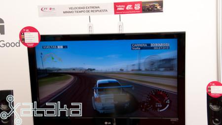 Televisor LG LH5000 con TruMotion 200 Hz y reproducción de MKV