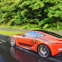 ¿Una vuelta a Nürburgring Nordschleife en el Jaguar F-Type SVR?