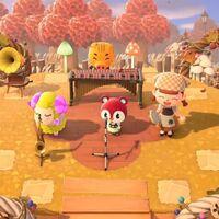 Animal Crossing: New Horizons se viste de otoño y llega cargado de novedades