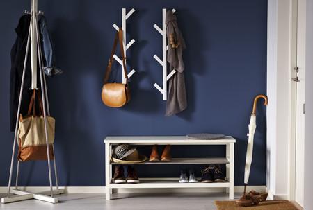 La entrada o el recibidor cumplen nuevas funciones estos días e Ikea nos da las claves para adaptarlos a la nueva situación
