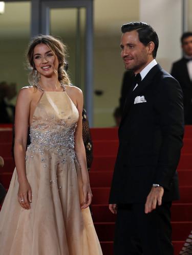 Ana de Armas es la nueva Cenicienta del Festival de Cannes