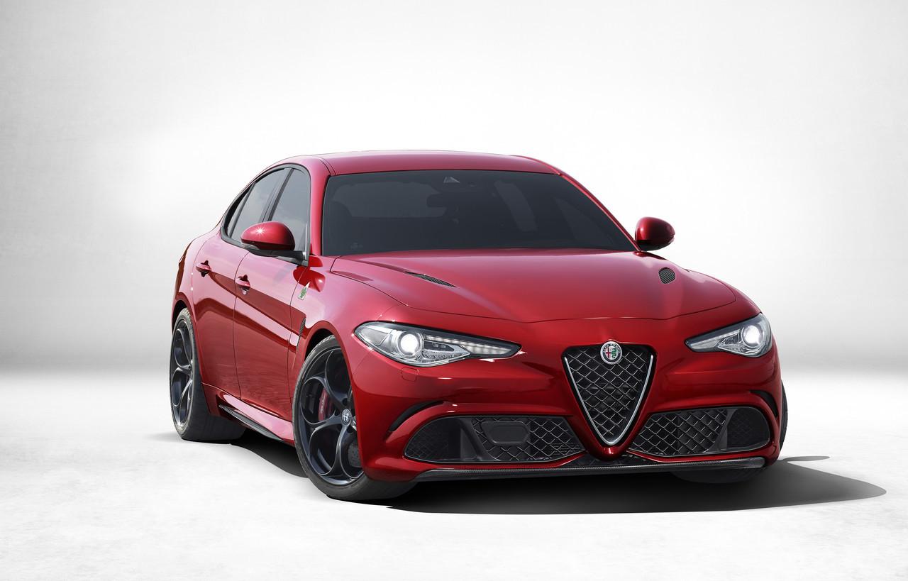Foto de Alfa Romeo Giulia (6/10)