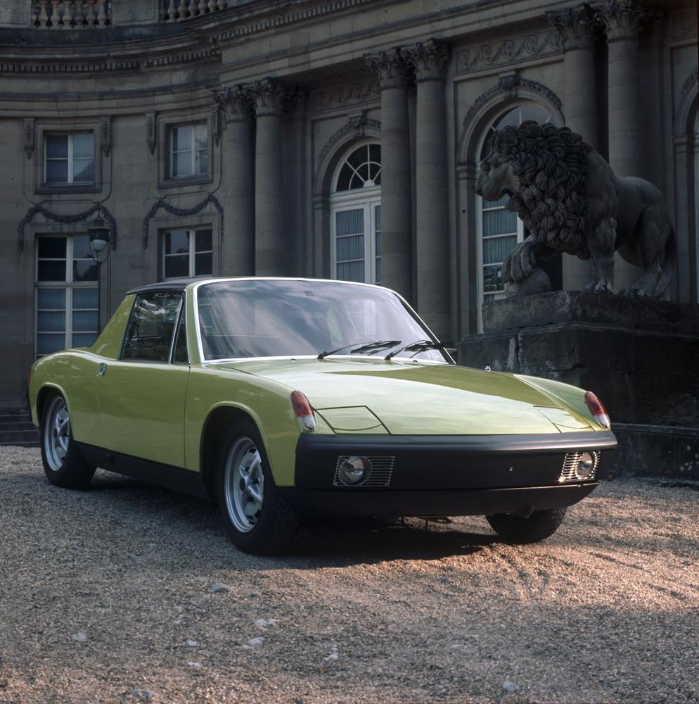 Foto de Historia de Porsche de 1940 a 1980 (13/29)