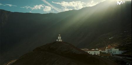 Hierro Serie De Television De Movistar Con Candela Pena Y Dario Grandinetti Thriller Paisaje Isla De El Hierro